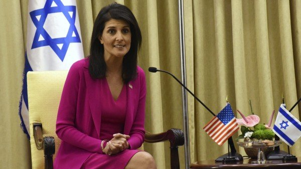 Israel's Plans for Nikki Haley to be the 46th President of the United States? - Global Research
