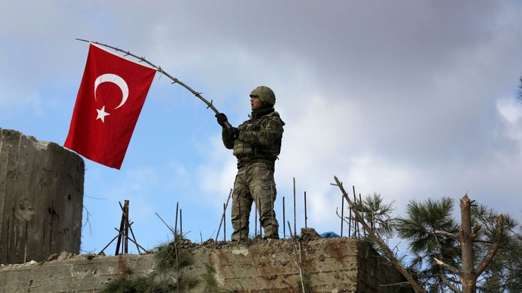 Is a Land Swap Between Turkey and Syria Being Brokered by Russia? - Global Research