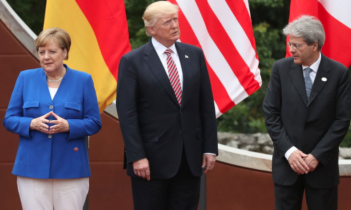 Trump's Trade War Throws Traditionally Unified G7 into Chaos