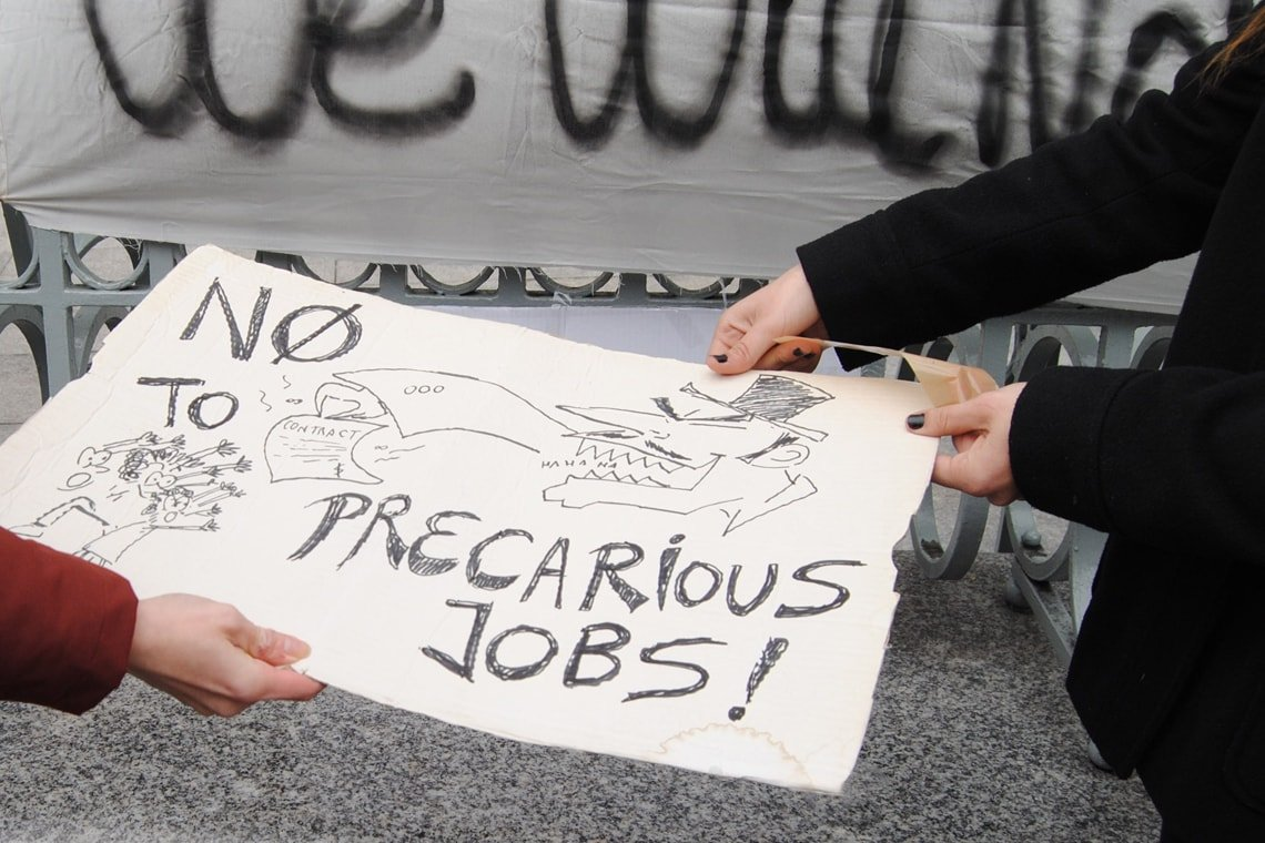 The US Government Survey on 'Precarious' Jobs