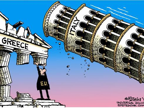 Italian Debt Crisis Erupts: Is this a Greek Debt Crisis Writ Large?