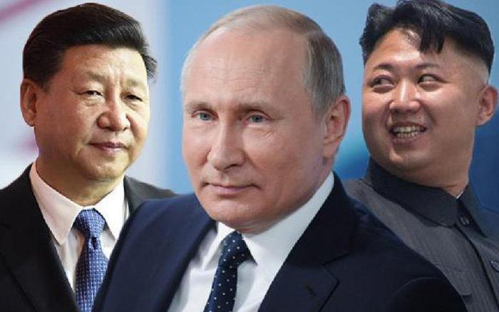 Korea, Russia, China: The Neocon-Trump's Strategy