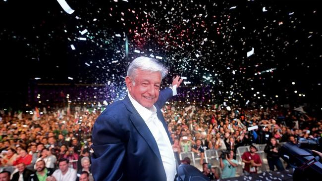 The War on AMLO: US Backlash Supported by Mexican Right Wing