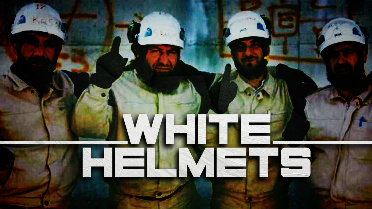 Canada Should Not Accept White Helmets as Refugees