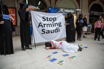 Ottawa Should End Paradoxical Arms Deal with Saudis - Global
