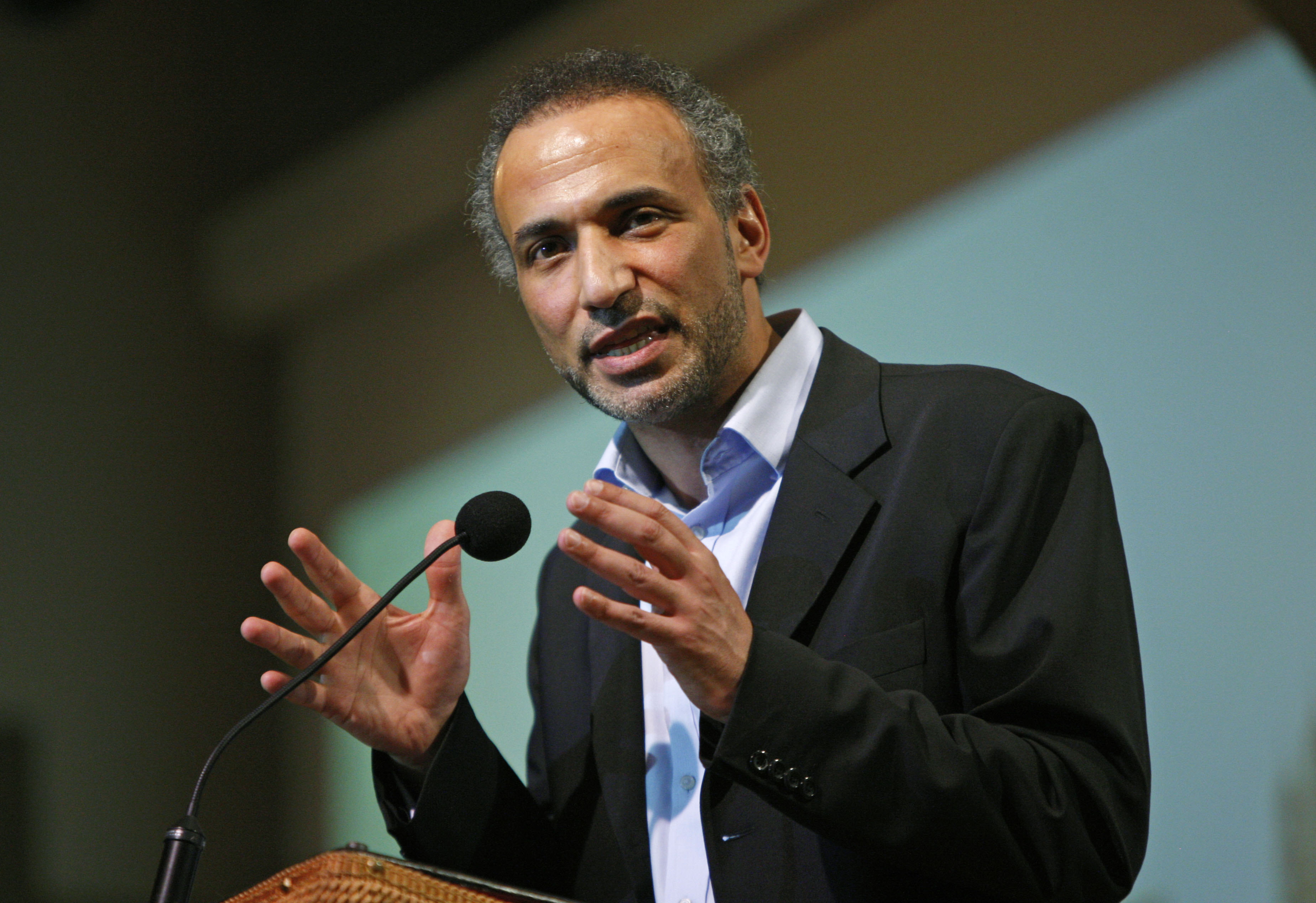Tariq Ramadan: Oxford Professor, Detention Without Trial