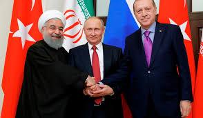 "Waging War on Iran without Turkey? Is Turkey Sleeping with the Enemy? The Russia -Turkey -Iran ""Triple Entente"""