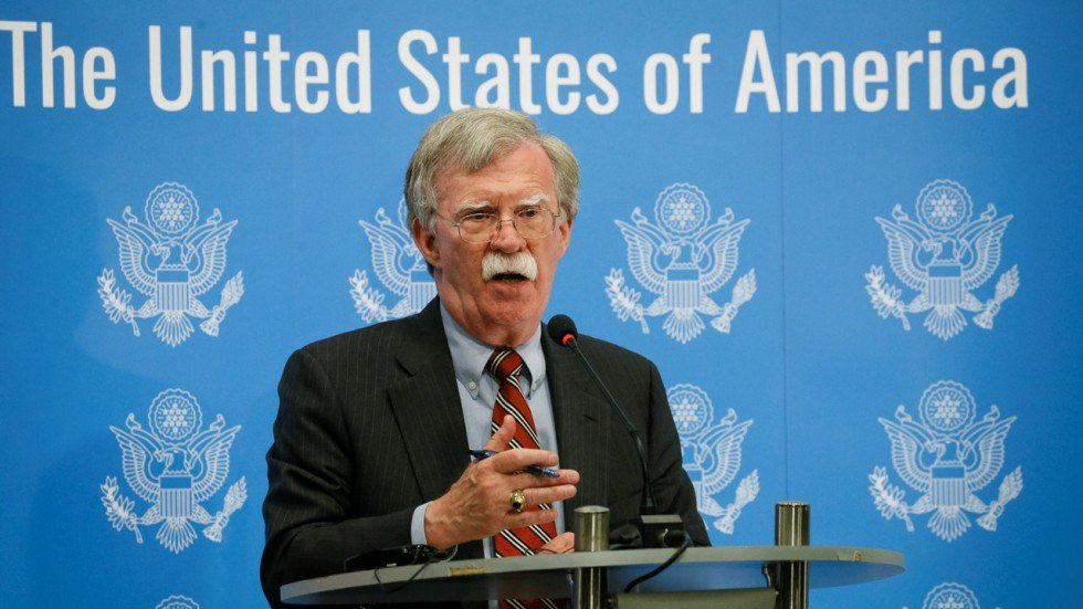John Bolton's Plan to Starve Millions of Venezuelans into Submission