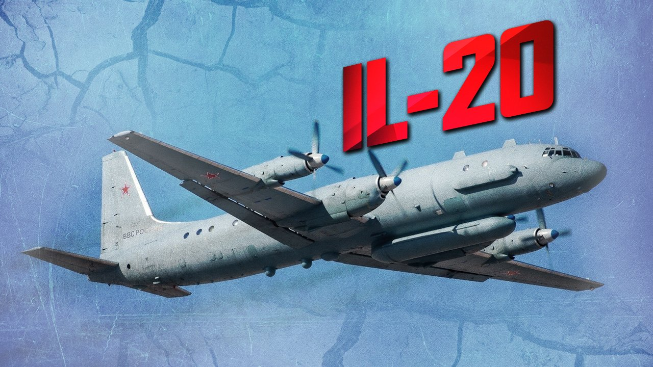 Russian Il-20 aircraft mistakenly shot down by Syrian air defense 2