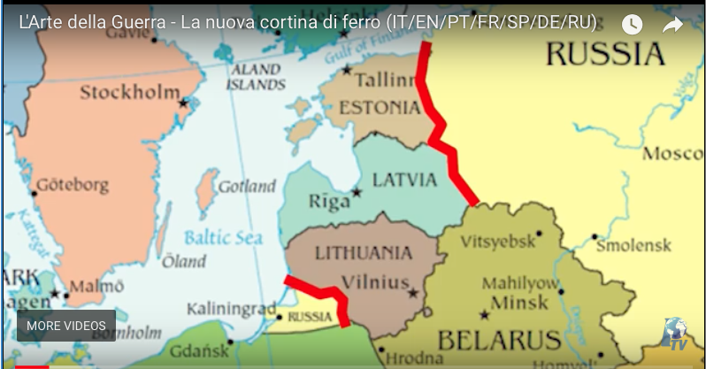 Video: The New Iron Curtain