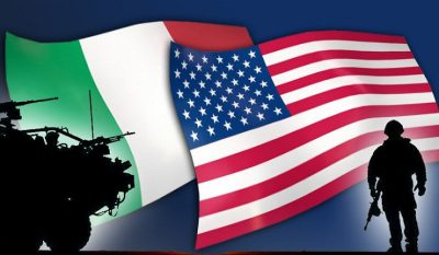 US-Befehl gegen Russland: Italien im Blick