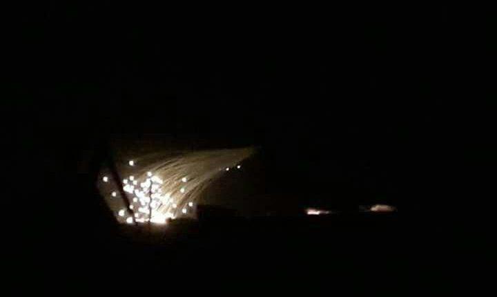 US Air Forces Strike Deir Ez-Zor with Banned Phosphorus Shells – Mod