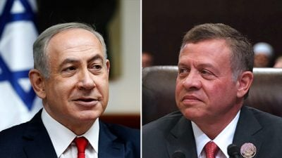 Jordan Cancels Part of 1994 Peace Treaty with Israel - Global