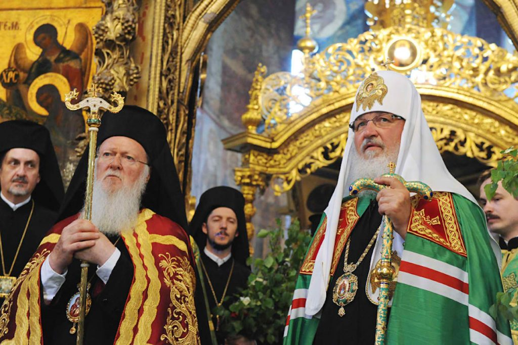 The Struggle for the Ukraine Orthodox Church: Tension Between the ...