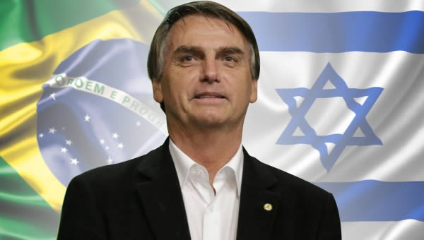 """New Brazil President to Close """"Palestinian"""" Embassy: """"You Do Not Negotiate with Terrorists"""" - Global Research"""