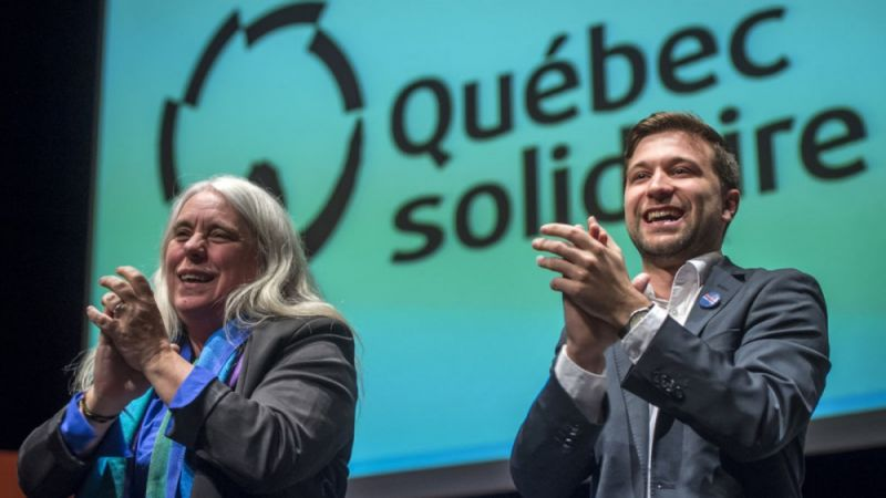 Québec Solidaire Prepares to Confront a New Government of Austerity and Social and Ethnic Polarization
