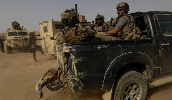 French Forces to Set Up Military Base in Raqqa