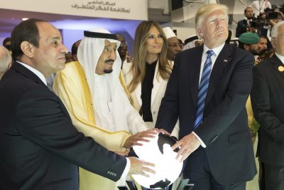 US-Saudi Ties: Drenched in Blood, Oil and Deceit - Global