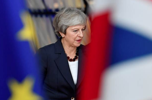 """Theresa May Accused of """"Major Cover-up"""" Over Brexit Donor"""
