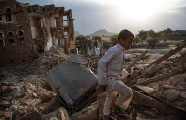 Humanitarian Tragedy in Yemen: Famine, US-Saudi Blockade on Food and Medicine