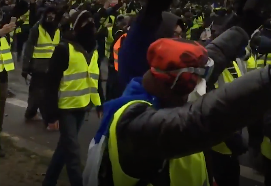 France's Yellow Vests: Fuel Tax Hike Triggers Poverty, Finances War and Repayment of the Public Debt