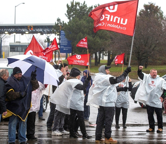 Canada: Workers Rights and General Motors Plan to Shut Down its Oshawa Plant. Brutal Corporate Strategy. Relocating to China?