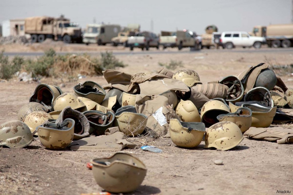US Shifts Weapons from Iraq to Syria