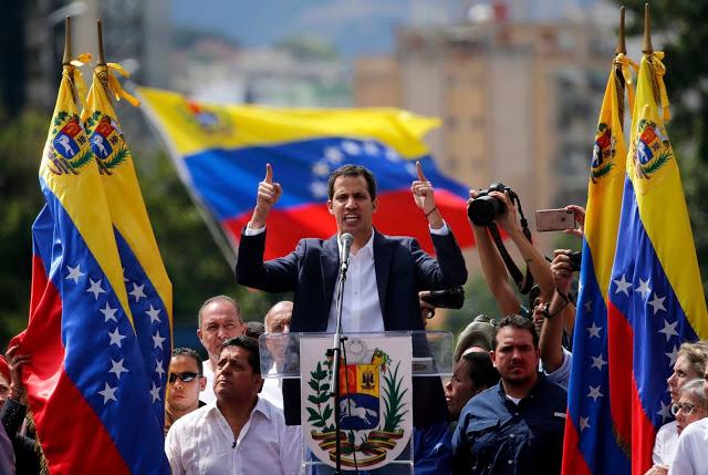 US Regime Change in Venezuela