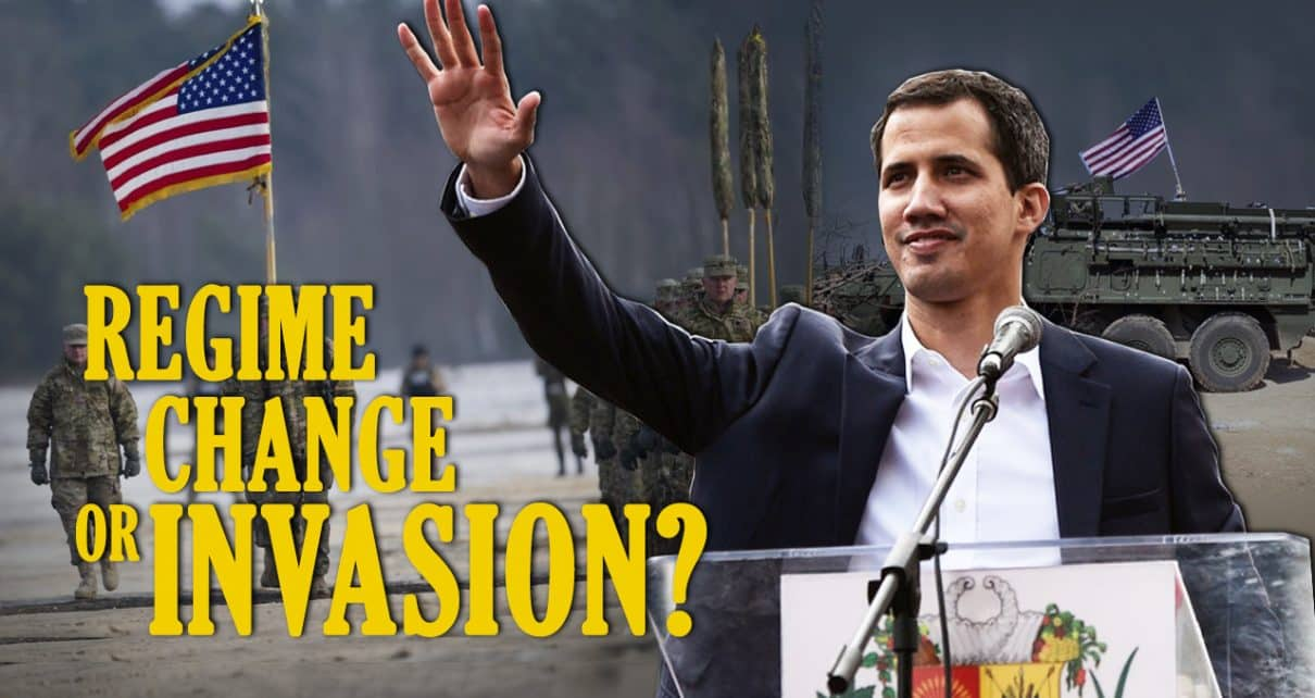 Image result for juan guaido puppet