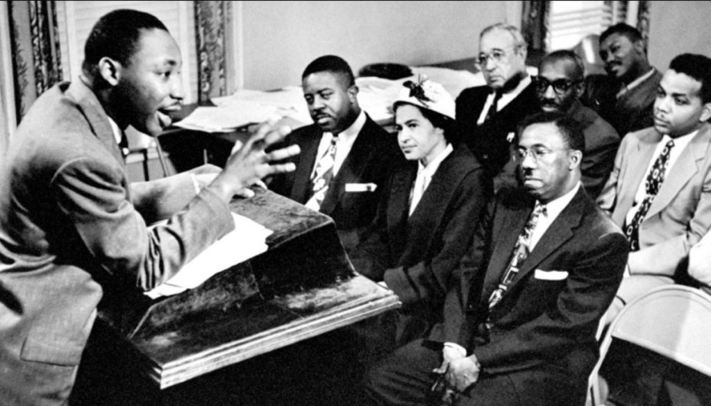 Martin Luther King Commemorations Take Place Amid ...