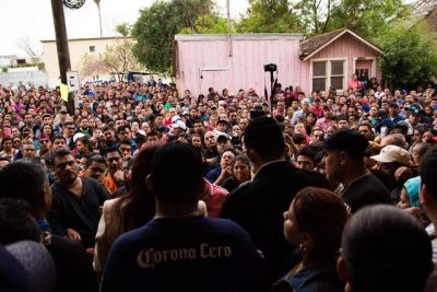 Amid Media Blackout, Workers Expand Strike Matamoros, Mexico Strike