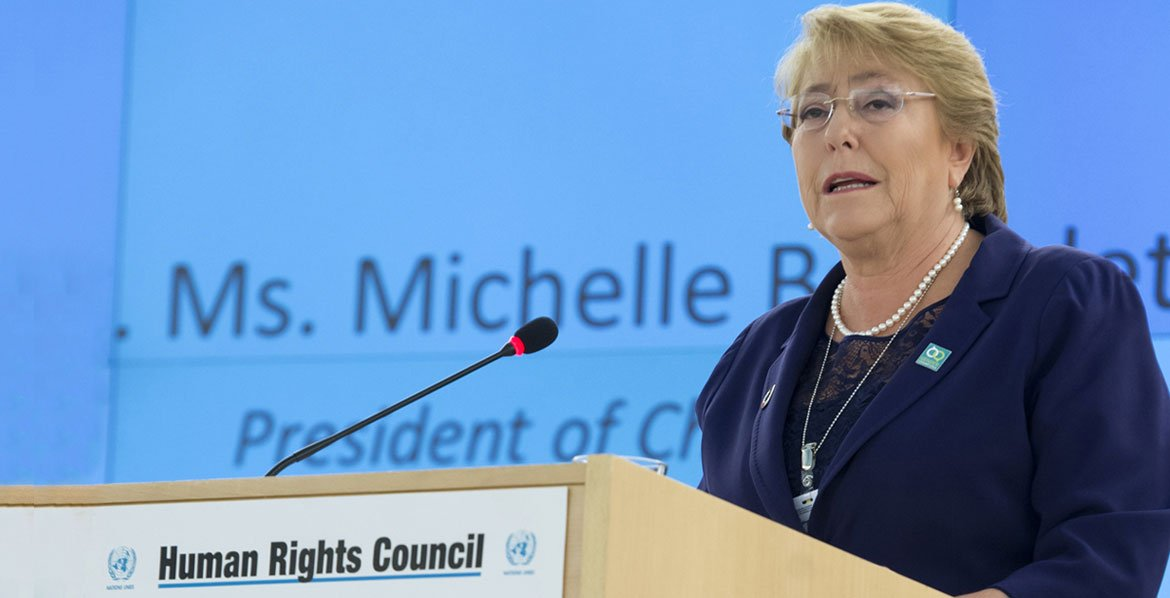 The Destabilization of Venezuela. Open Letter to Michelle Bachelet, UN High Commissioner for Human Rights