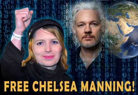 A Marriage of Conscience: Julian Assange and Chelsea Manning ...