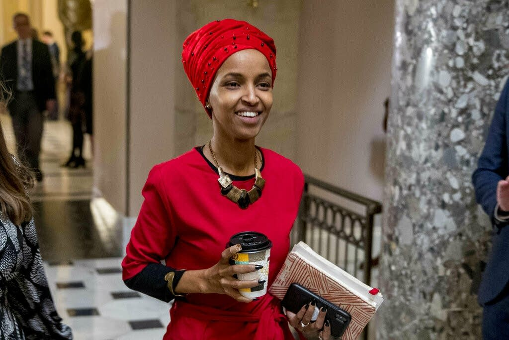 Democrats and Republicans Move to Silence Rep. Omar's Criticism of Israel