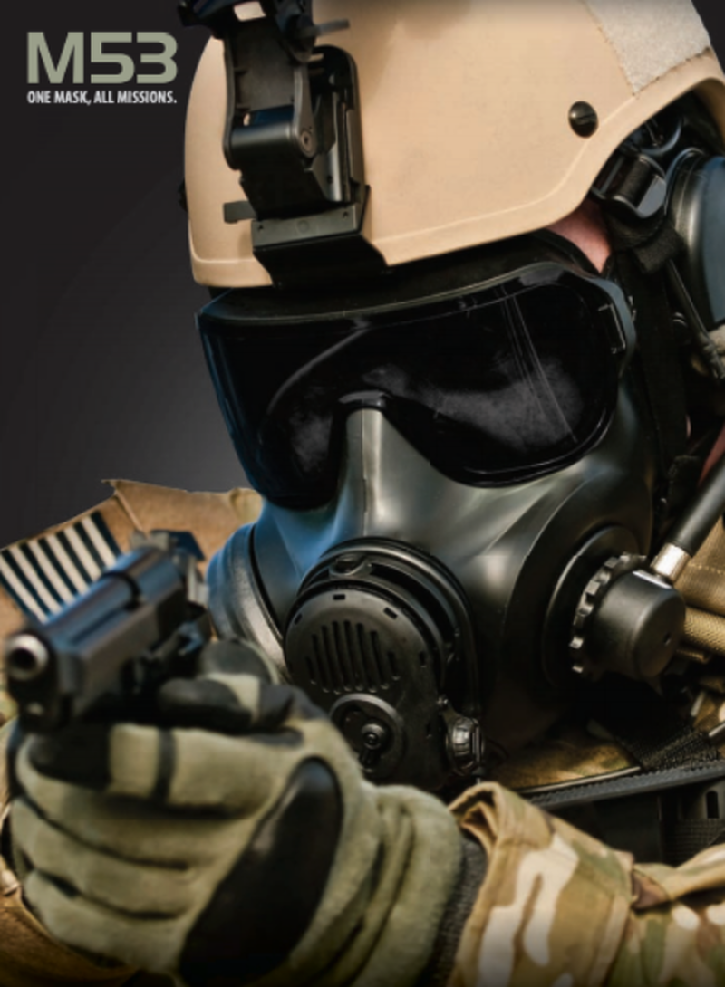 Dod Orders 250 Million Of Gas Masks What Do They Know