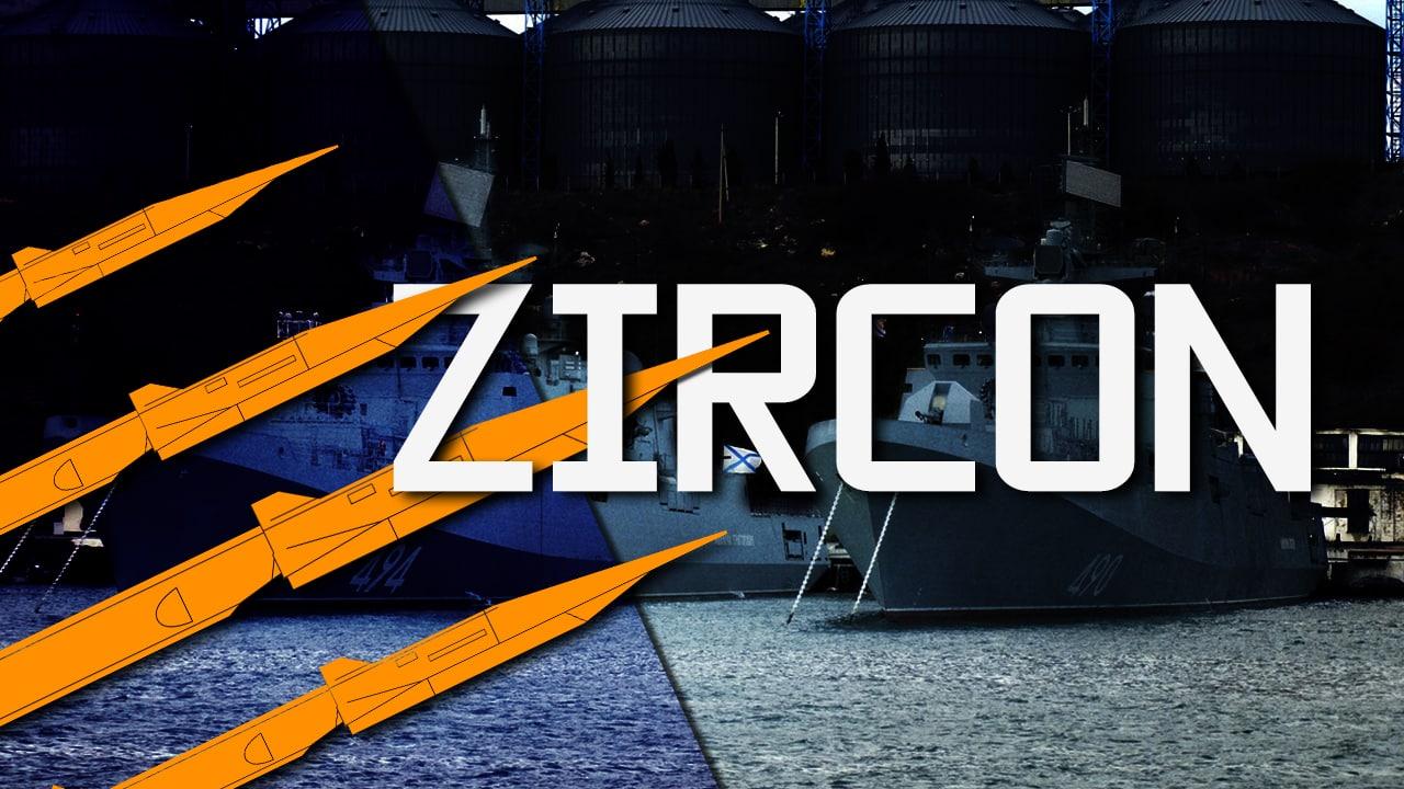 Video: Militarization and Deterrence  Russia's Zircon