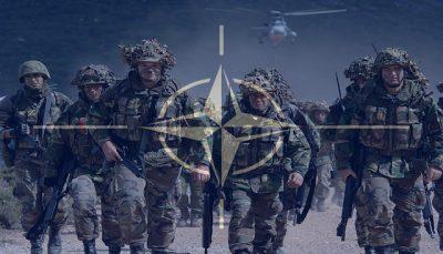 "NATO in Arms to ""Fight Coronavirus"""