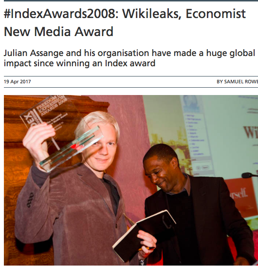 Wiki-Gate: Julian Assange Was Framed by the People Who Supported Him
