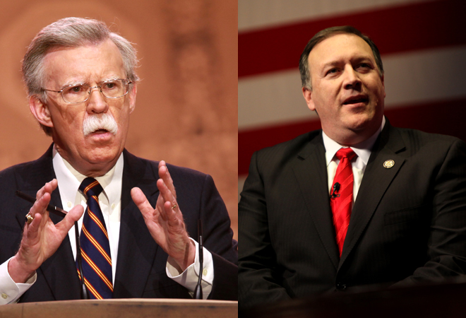 The Pompeo Bolton Tag Team from Hell - Global Research