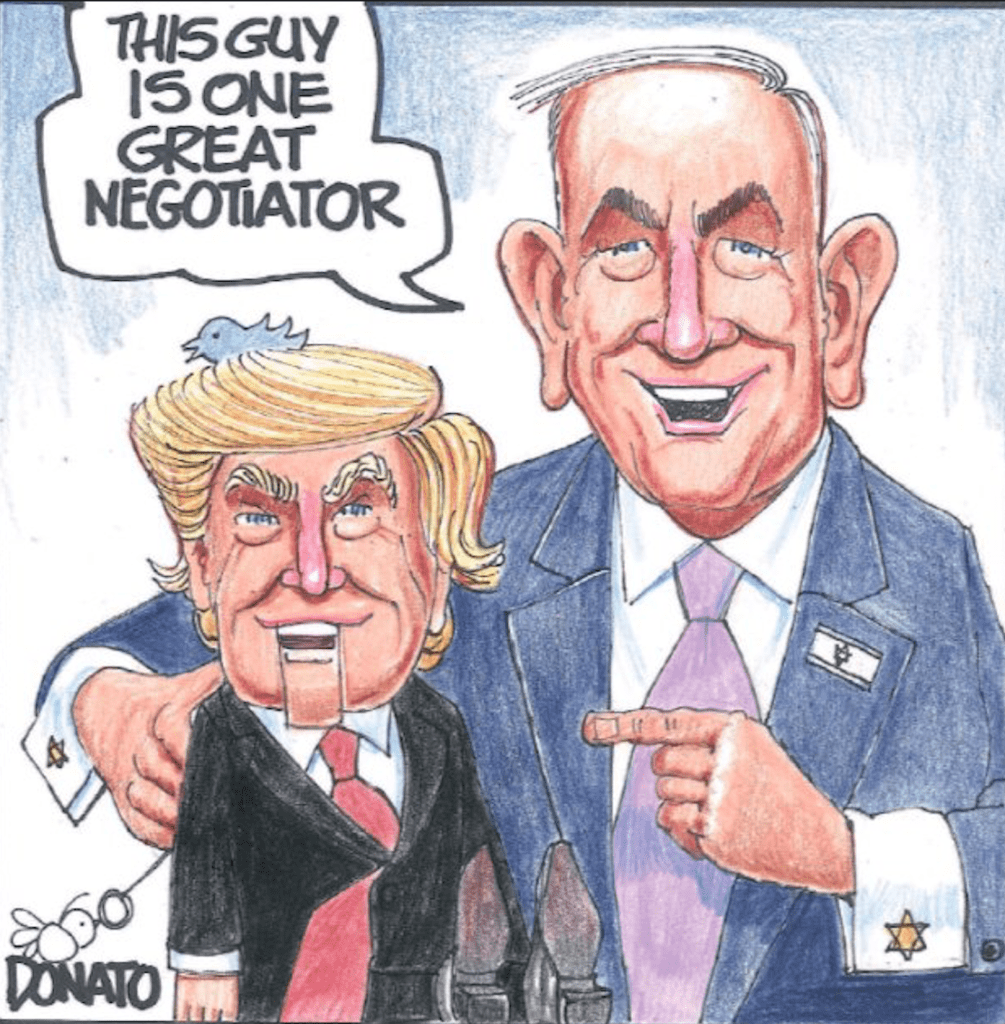 Netanyahu Took Trump to New Heights of Global Tension and Dropped Him - Global Research