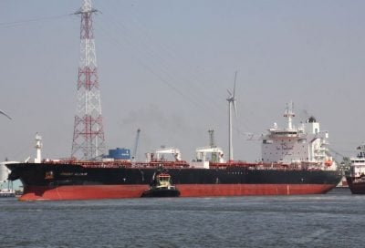 Attack on tankers in the Gulf of Oman