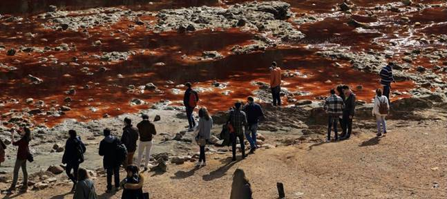 Toxic Mine Waste  The Dangers of Copper Sulfide Mining