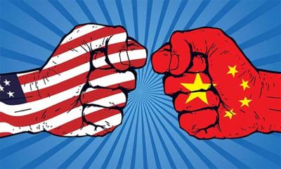 Trump War on China by Other Means  Economic Warfare  Things May Get