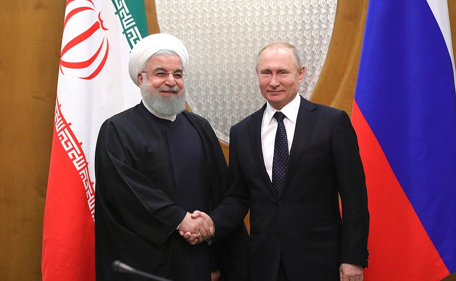 An Attack on Iran Would be an Attack on Russia - Global