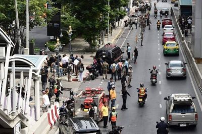 US-backed Opposition Prime Suspects in Thai Bombings - Global