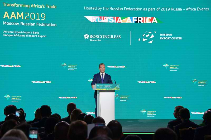 US Sanctions Threats Won't Stop Russia-Africa Security