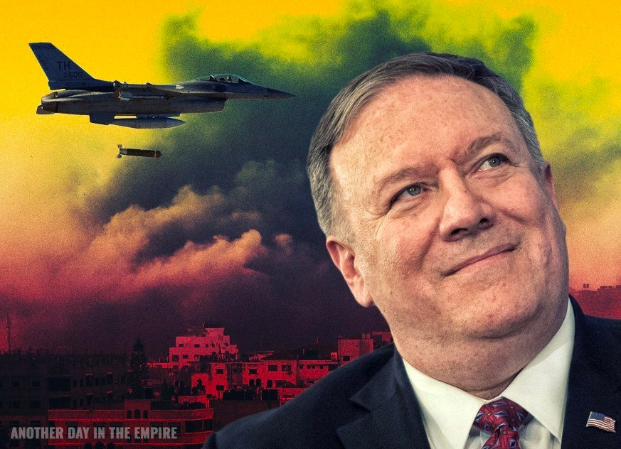 "Pompeo and the ""Mafia Hit Strategy"""
