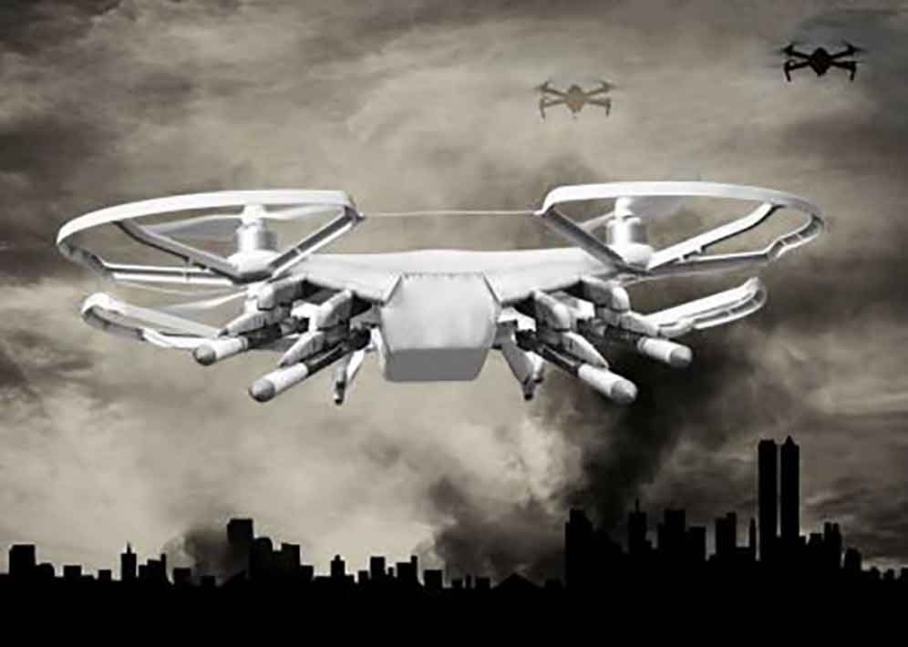 The Dark Side of Our Drone Future