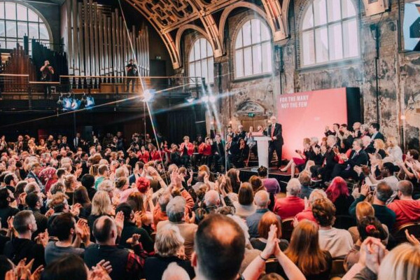 British Labour: The Future Is Ours to Make, Together