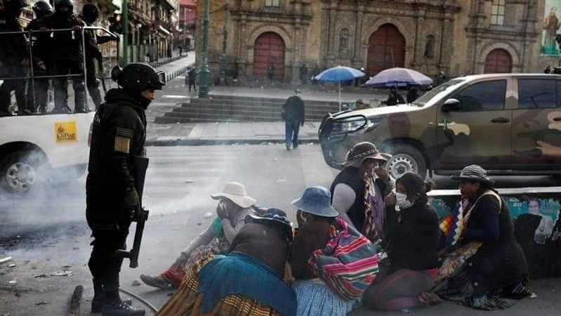 """Bolivia Coup: """"Hatred of the Indian"""" - Global Research"""